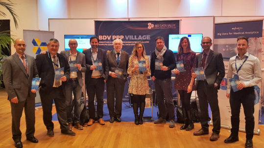 Outstanding-presence-of-BigMedilytics-at-the-European-Big-Data-Value-Forum