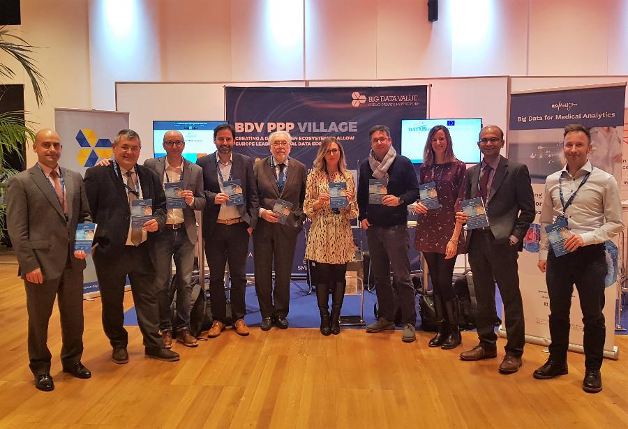 Outstanding-presence-of-BigMedilytics-at-the-European-Big-Data-Value-Forum